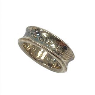 ティファニー (TIFFANY&CO) 1837リング 指輪