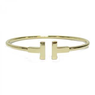ティファニー (TIFFANY&CO) Tワイヤーブレスレット