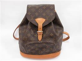 LOUIS VUITTON(ルイヴィトン ルイヴィトン モンスリMM バックパック リュックサック M51136