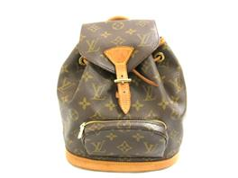 LOUIS VUITTON(ルイヴィトン ルイヴィトン ミニ・モンスリ リュックサック M51137