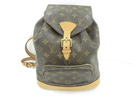 LOUIS VUITTON(ルイヴィトン ルイヴィトン モンスリMM リュックサック バックパック M51136