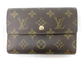 LOUIS VUITTON(ルイヴィトン 三つ折財布