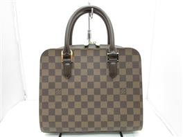 LOUIS VUITTON(ルイヴィトン ルイヴィトン トリアナ ハンドバッグ N51155