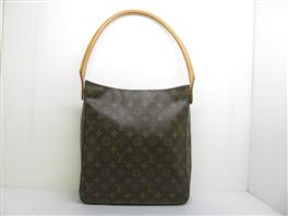 LOUIS VUITTON(ルイヴィトン ルイヴィトン ルーピングバッグ M51145