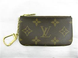 LOUIS VUITTON(ルイヴィトン ポシェット・クレ キー&コインケース