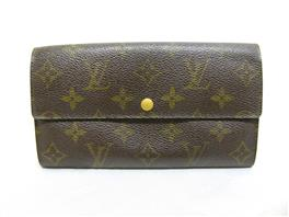 LOUIS VUITTON(ルイヴィトン ルイヴィトン ポシェット・ポルトモネクレディ M61734