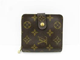 LOUIS VUITTON(ルイヴィトン ルイヴィトン コンパクト・ジップ M61667