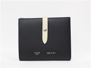 セリーヌ (CELINE) 二つ折り財布 10481.3A15