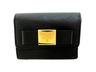 プラダ (PRADA) 三つ折財布 1MH840