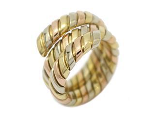 ブルガリ (BVLGARI) トゥボガス リング 指輪