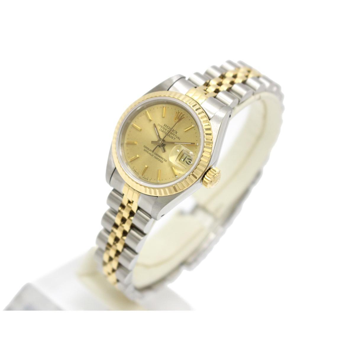 ROLEX 時計  デイトジャスト レディース/腕時計/人気/おすすめ/SALE/お買得品