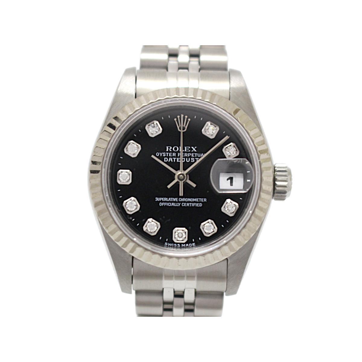 デイトジャスト 10Pダイヤモンド レディース/腕時計/人気/おすすめ