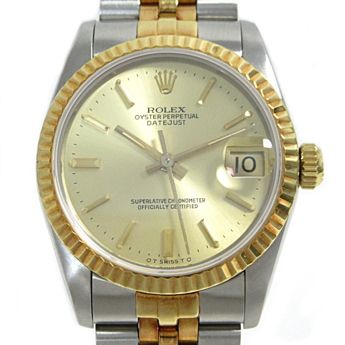 デイトジャスト 腕時計/ユニセックス/SALE