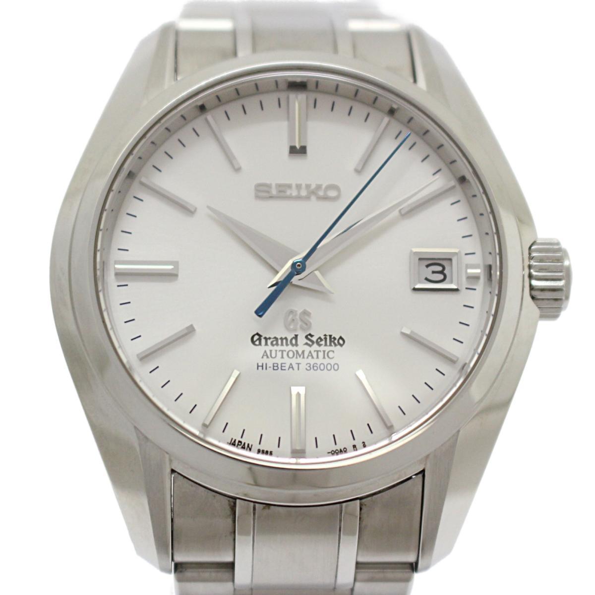 GS メカニカルハイビート36000 メンズ/腕時計★レア★