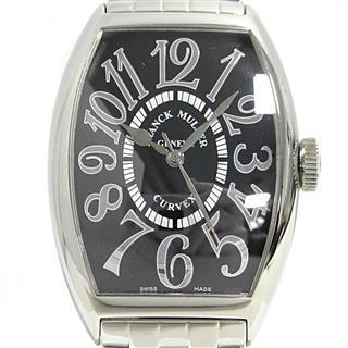 フランク・ミュラー (FRANCK MULLER) トノーカーベックス 腕時計 ウォッチ メンズ 5850SCREL