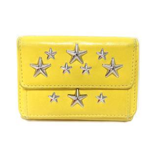 ジミーチュウ (JIMMY CHOO) コンパクトウォレット 三つ折コンパクト財布