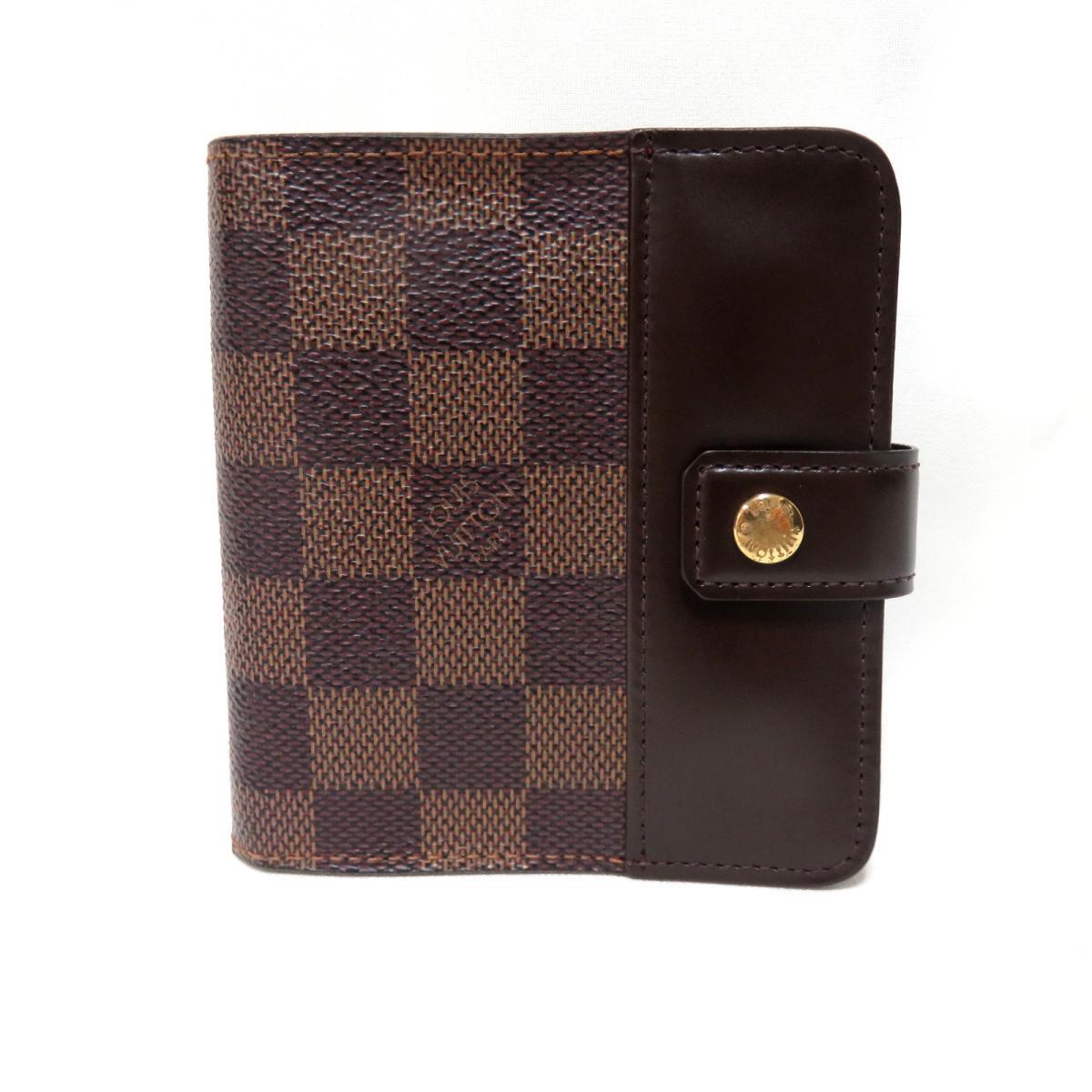 コンパクト・ジップ 二つ折りコンパクト折財布 財布