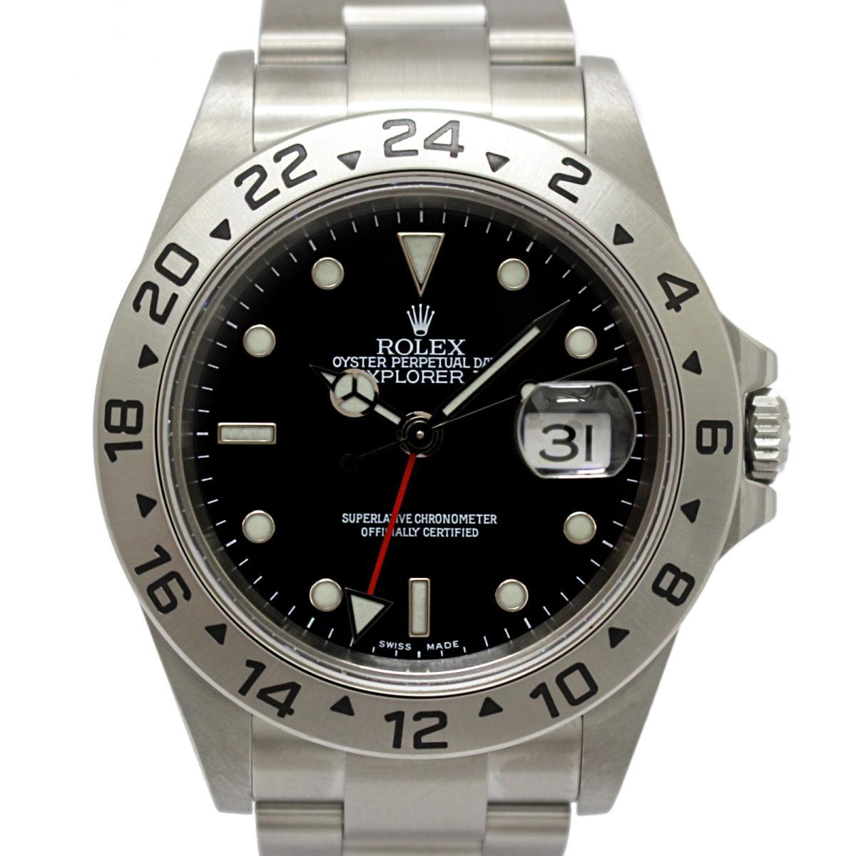エクスプローラー 2 メンズウォッチ 腕時計