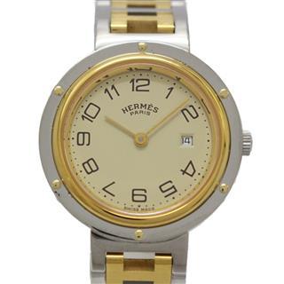 エルメス (HERMES) クリッパー(旧型) ボーイズ ウォッチ 腕時計 CL3.440