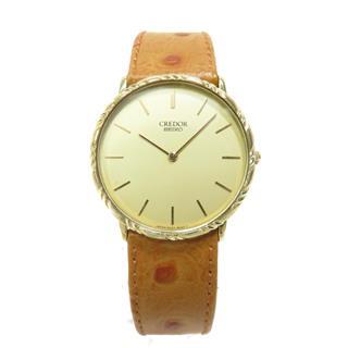 セイコー (SEIKO) クレドール 腕時計 ウォッチ 6020-802A