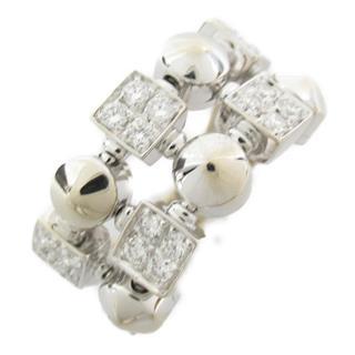 ブルガリ (BVLGARI) ルチア ダイヤモンドリング 指輪