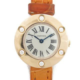 カルティエ (Cartier) ラブウォッチ6Pダイヤ ウォッチ 腕時計 WE800531