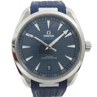 オメガ (OMEGA) シーマスター アクアテラ コーアクシャル 腕時計 ウォッチ 220.12.41.21.03.001