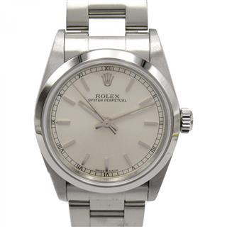 """""""ロレックス (ROLEX)"""" """"オイスターパーペチュアル 腕時計 77080/K番"""""""