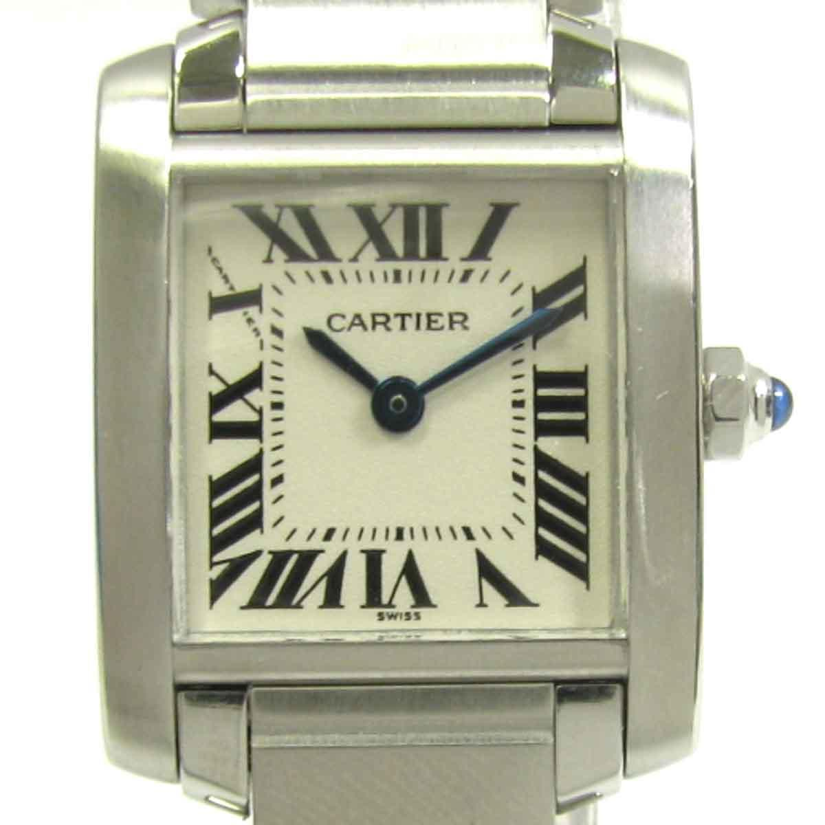 タンクフランセーズSM 腕時計/人気/レディース