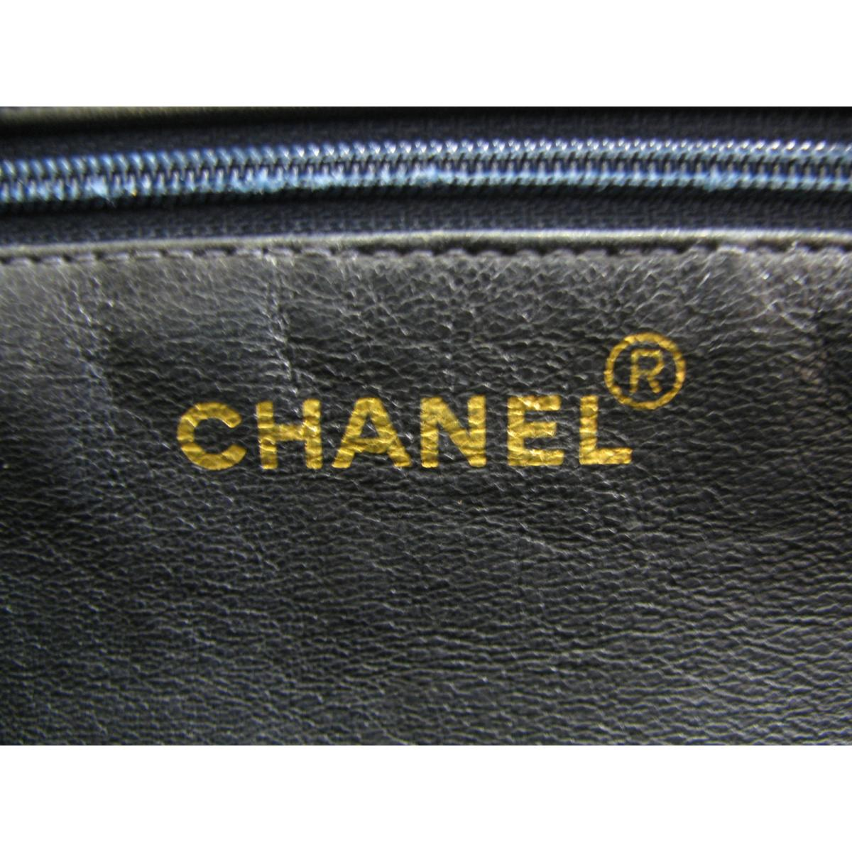 CHANEL バッグ  ココマーク チェーントート