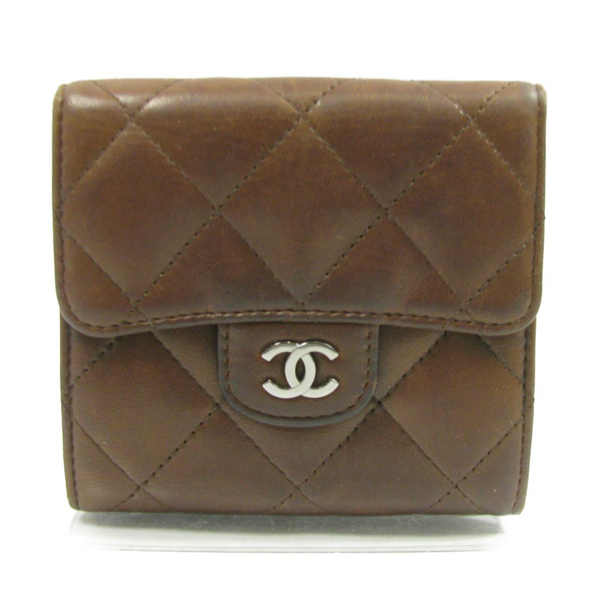 Wホック財布 財布