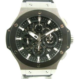 ウブロ (HUBLOT) アエロバン 腕時計 ウォッチ 311.SM.1170.GR