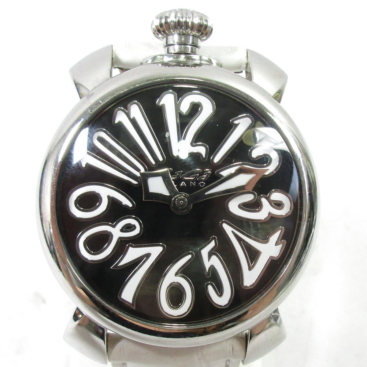 マヌアーレ40 腕時計/SALE/お買得品