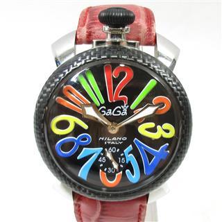 ガガミラノ (GaGa MILANO) マヌアーレ 48mm 腕時計 ウォッチ 5015