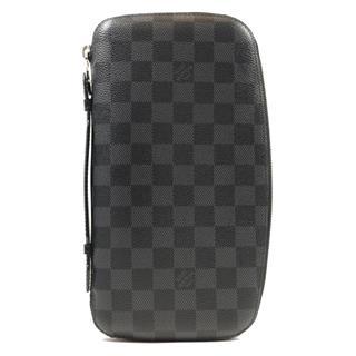 ルイヴィトン (LOUIS VUITTON) アトール トラベルケース セカンドバッグ N48255