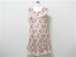 RED VALENTINO(レッド・ヴァレンチノ 花柄ワンピース