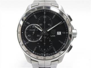 タグ・ホイヤー (TAG HEUER) リンククロノ 腕時計 ウォッチ CAT2010