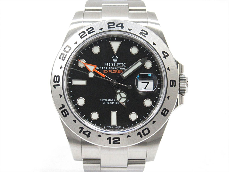 エクスプローラー2 腕時計 ウォッチ/メンズ