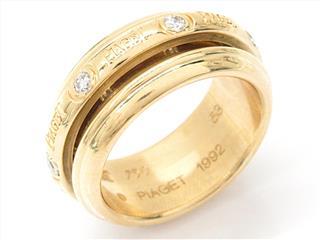 ピアジェ (PIAGET) ポセッションリング 指輪