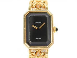シャネル (CHANEL) プルミエールS 腕時計 ウォッチ H0001