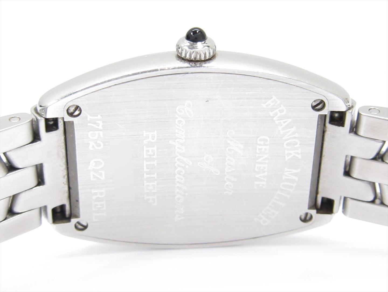 FRANCK MULLER 時計 1752QZ トノーカーベックス 腕時計 ウォッチ/レディース/SALE