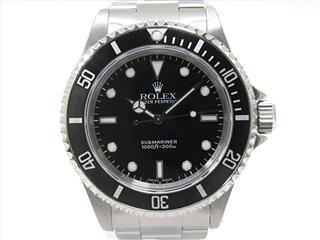 ロレックス (ROLEX) サブマリーナ・ノンデイト 腕時計 ウォッチ 14060M