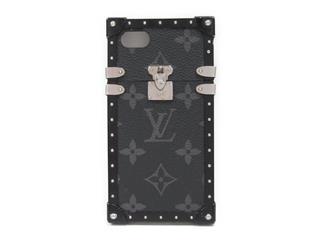 ルイヴィトン (LOUIS VUITTON) アイ・トランク iphone7ケース M64489