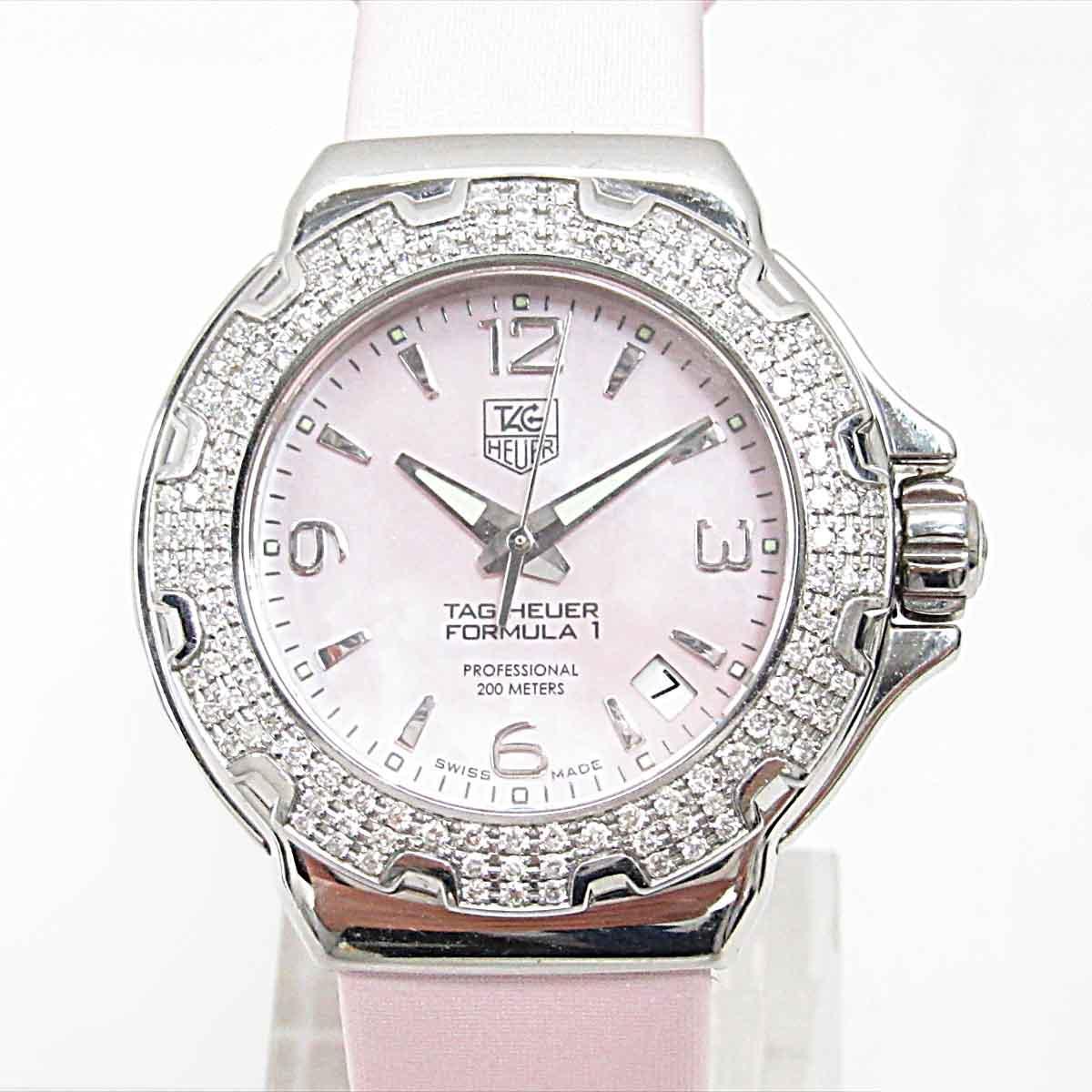 フォーミュラ1 グラマーダイヤモンド/腕時計/レディース/お洒落/SALE