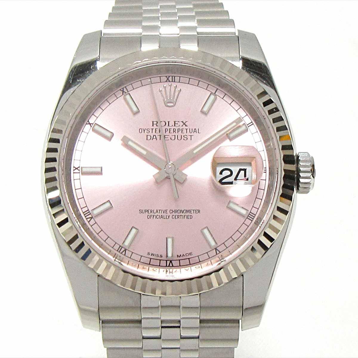 ROLEX 時計 116234 デイトジャスト 腕時計/メンズ/お洒落