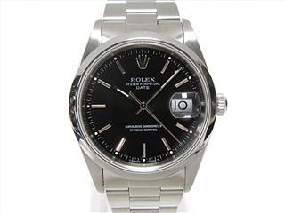 ロレックス (ROLEX) パーペチュアル デイト 腕時計 ウォッチ 15200