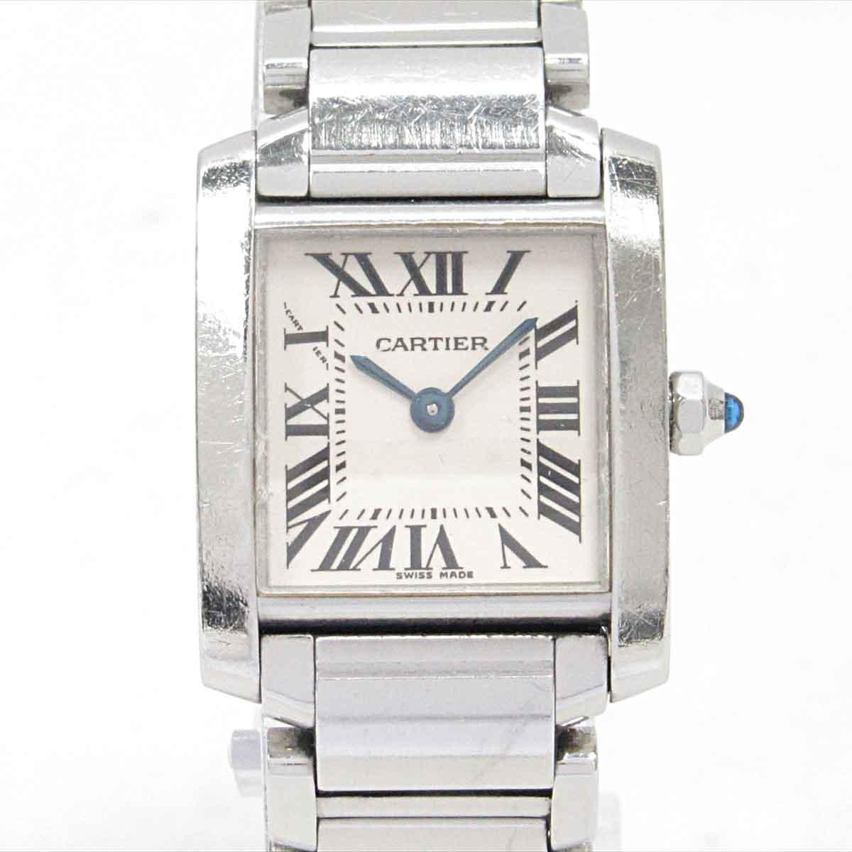 タンクフランセーズSM 腕時計/レディース/人気/SALE/お買得品