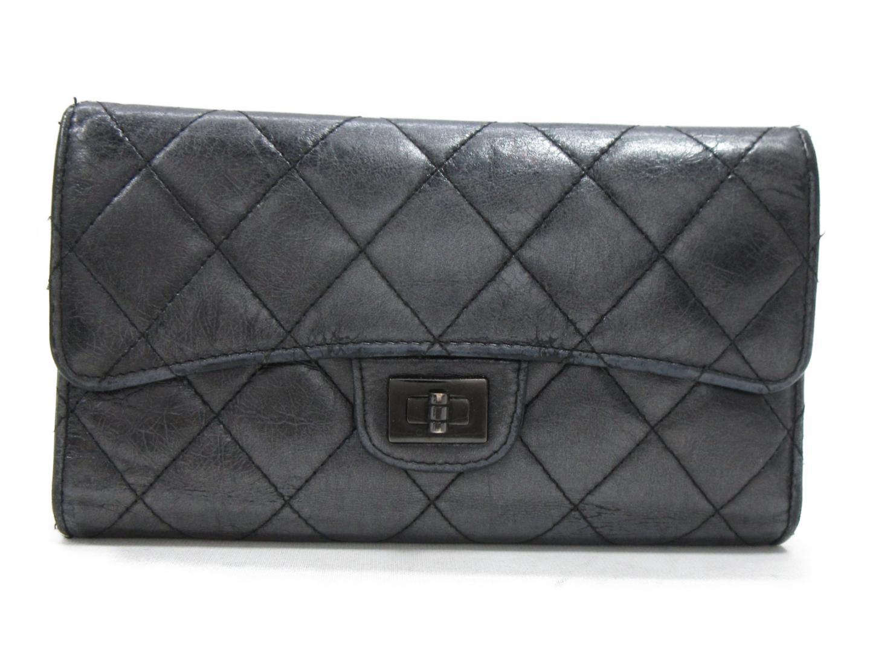 マトラッセ 三つ折長財布 財布