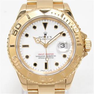 ロレックス (ROLEX) ヨットマスター 腕時計 ウォッチ 16628