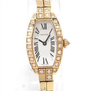 カルティエ (Cartier) ミニトノー ラニエール 腕時計 ウォッチ